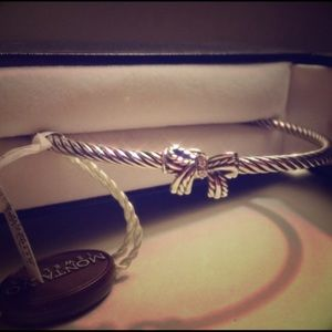 David Yurman DIAMOND Cable Ribbon bracelet